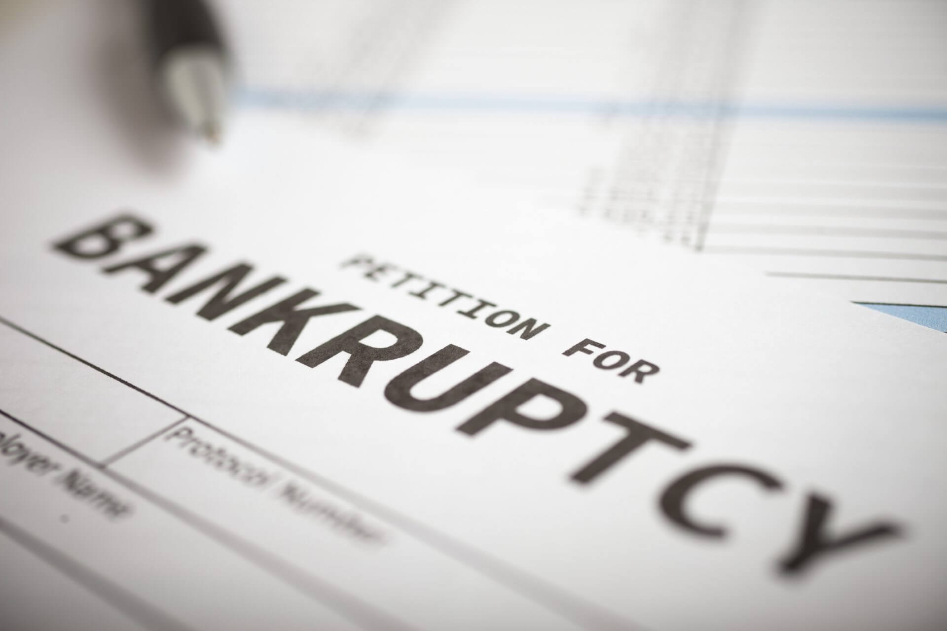 CPA Services for Bankruptcy